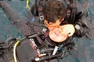 buceo rescue diver 300x200 - Rescue diver