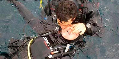 buceo rescue diver - Rescue diver