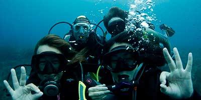 buceo masterscubadiver - Inmersión de buceo en Cabo de Gata con material 3h.