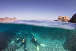 isub - Curso Padi Open Water en San José